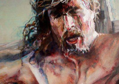 13334 Die Passion Christi II. Acryl