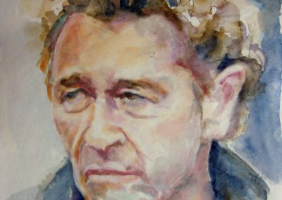 1360 Peter Maffay Aquarell