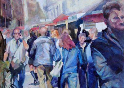1209 Markt, Schillerstraße Fft. Acryl